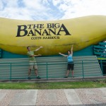 The original Big Thing that started them all: The Big Banana of Coff's Harbour