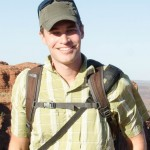 Me and my Kuhl hat in Australia's Red Center