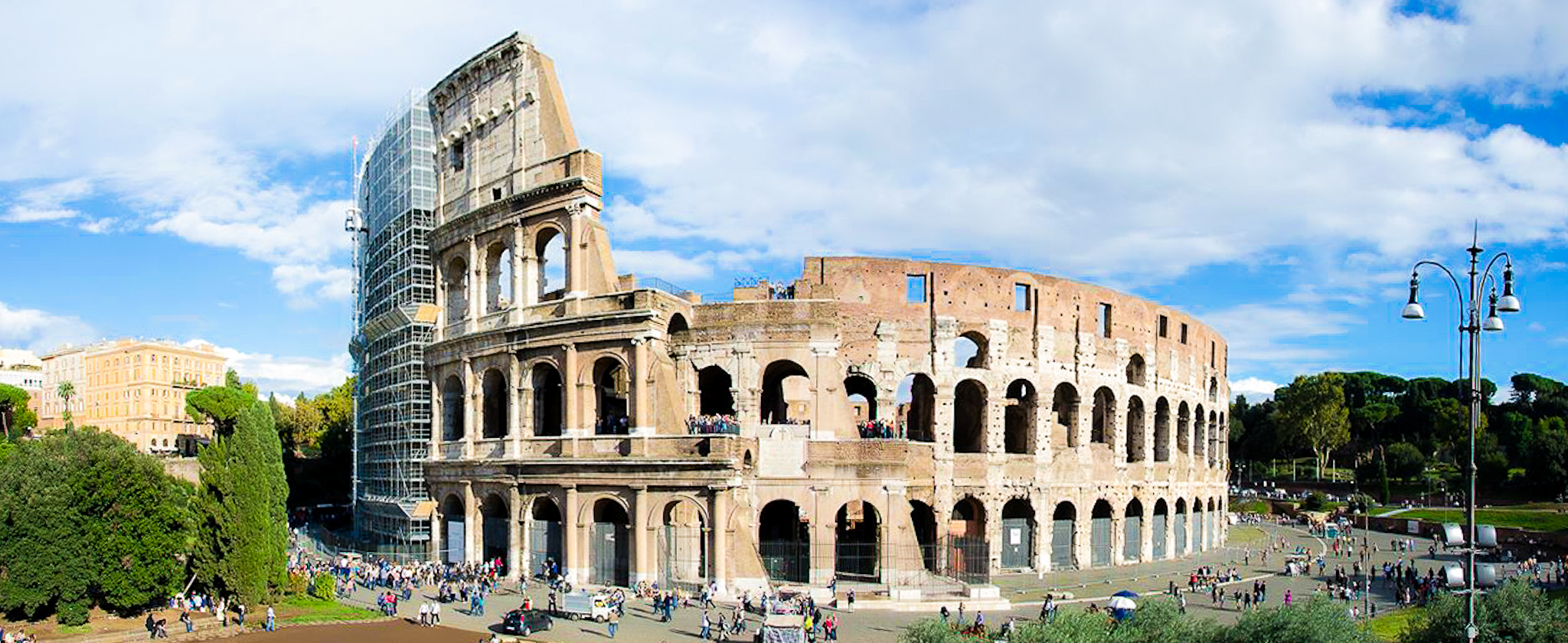 coliseum the construction and history of essay